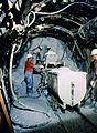 Neuburg Siliceous Earth Underground Mining 1970.jpg