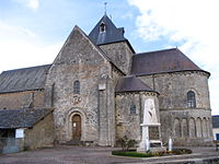 Neuvy-en-Champagne - Church - 2.jpg