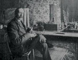 Nevil Maskelyne (magician) - Nevil Maskelyne circa 1903
