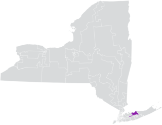 New Yorks 2nd State Senate district American legislative district
