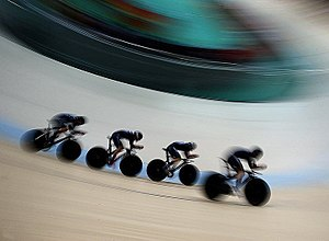 Cycling at the 2016 Summer Olympics – Men's team pursuit - New Zealand team