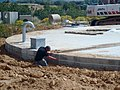 New water lines and fire hydrants for Monticello, Utah (7071893595).jpg