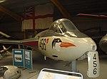 Newark Air Museum, Hawker Seahawk (4229115006).jpg