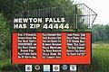 Newton Falls Has Zip 44444 Sign (43596459452).jpg
