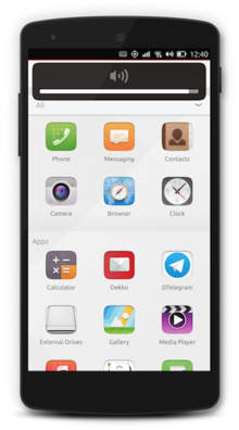 приложения для ubuntu touch