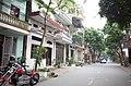 Nhà dân trên đường Đặng Quốc Chinh, thành phố Hải Dương, tỉnh Hải Dương.jpg