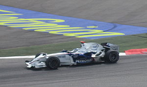 2008 Spanish Grand Prix - Nick Heidfeld was quickest in the final session of practice.