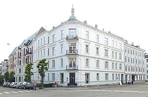 Adolf Agthe -  Niels Juels gate 50 (1896)