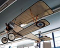 Nieuport XI 'Bebe', Musée de l'Air et de l'Espace, Le Bourget, France. (12530042475).jpg