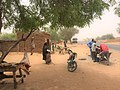 Niger, Guesselbodi (3), street scene.jpg