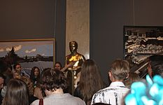 Night of Museums 2014 in National Art Museum of Belarus 02.JPG