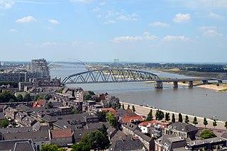 Nijmegen railway bridge