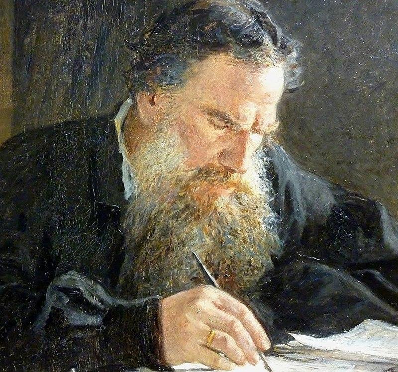Nikolay Ge - Léon Tolstoï. 1884.jpg
