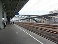 Ningbo Dong Railway Station platform 1.jpg