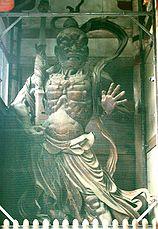 金剛力士像(仁王像)の参考画像