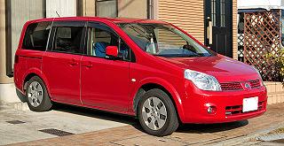 Nissan Lafesta Motor vehicle