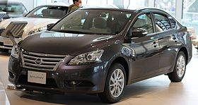 Image illustrative de l'article Nissan Bluebird Sylphy