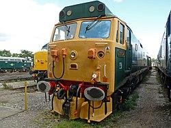 No.50007 Sir Edward Elgar (Class 50) (6103866107).jpg