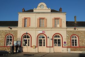 Image illustrative de l'article Gare de Nogent-le-Rotrou