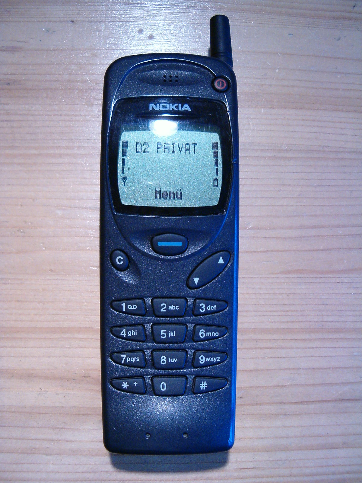 Erstes Nokia Handy