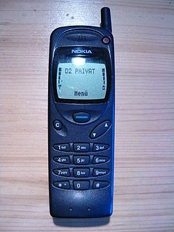 Image illustrative de l'article Nokia 3110