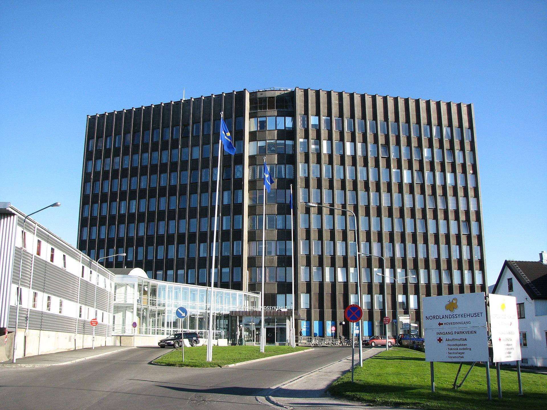 Nordlandssykehuset krever erstatning fra de som bygde