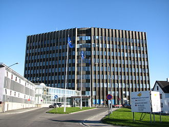 Nordland Hospital Trust - Nordland Hospital, Bodø center