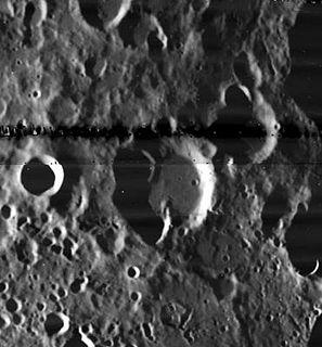 Douglass (lunar crater) lunar crater