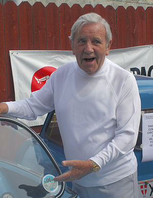 Norman Wisdom - Wisdom in Peel, Isle of Man, in 2005