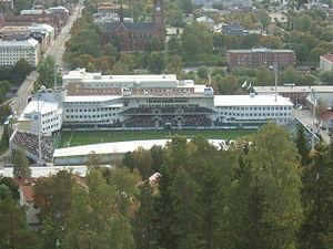 Idrottsparken (Sundsvall) - Image: Norrporten Arena 25