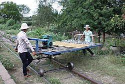 Battambang-Bamboo-Train-temple-cambodiandriver-kimsan driver-angkorwat-siemreap-cambodia
