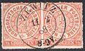 North German Confederation 1868 Mi3 ZEWITZ Feuser Pr 3658.jpg