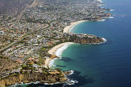 North Laguna Beach California