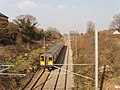 North London line railway from Western Avenue, Acton - geograph.org.uk - 138833.jpg