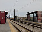 North at Daybreak Parkway station, Apr 16.jpg