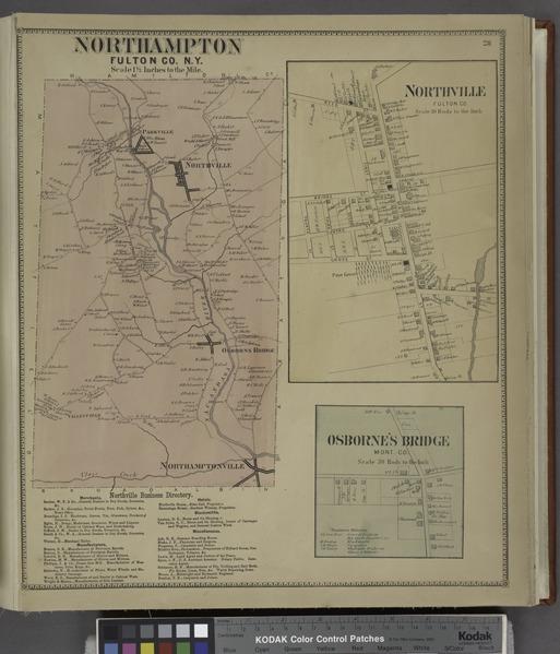 File:Northampton Fulton Co. (Township); Northville Business Directory.; Northville (Village); Osborne's Bridge (Village) NYPL1584232.tiff