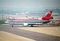 Northwest Airlines DC-10-30; N211NW@LGW;14.04.1996 (5217500068).jpg