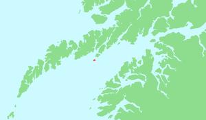 Skrova - Image: Norway Skrova