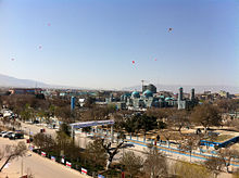 Nowruz in northern Afghanistan in March 2011.jpg