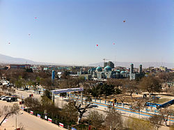 Nowruz in northern Afghanistan in March 2011.jpg