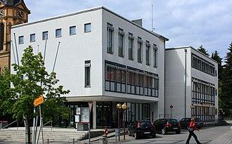 Nußloch - Town hall