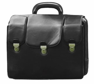 Nuclear football Briefcase carried along with the President of the United States at all times