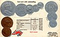 Numismatic postcard from the early 1900's - Straits Settlements and Hong-Kong.jpg