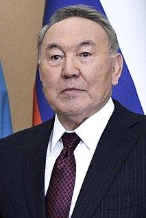 Nursultan Nazarbayev First president of Kazakhstan
