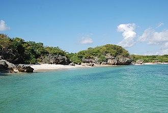 Rote Island - Image: Nusa Manuk, Sth West Rote