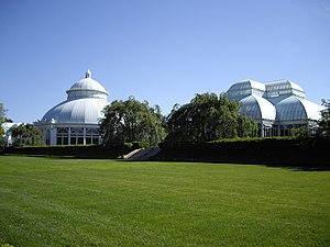 New York Botanical Garden - Enid A. Haupt Conservatory