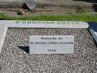 Jeremiah O'Donovan Rossa - O'Donovan Rossa renovated 1990