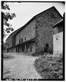 OBLIQUE VIEW - Stone Barn, Water Street, Lower Saucon Township, Hellertown, Northampton County, PA HABS PA,48-HELLT,1A-2.tif