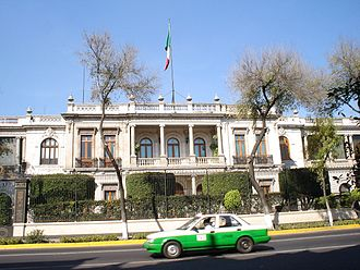 Secretariat of the Interior (Mexico) - Headquarters of the secretariat