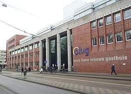 Lieve Restaurant Amsterdam Prix